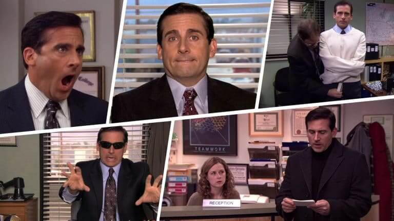 Michael Scott How They Created TV's Funniest Character - Featured