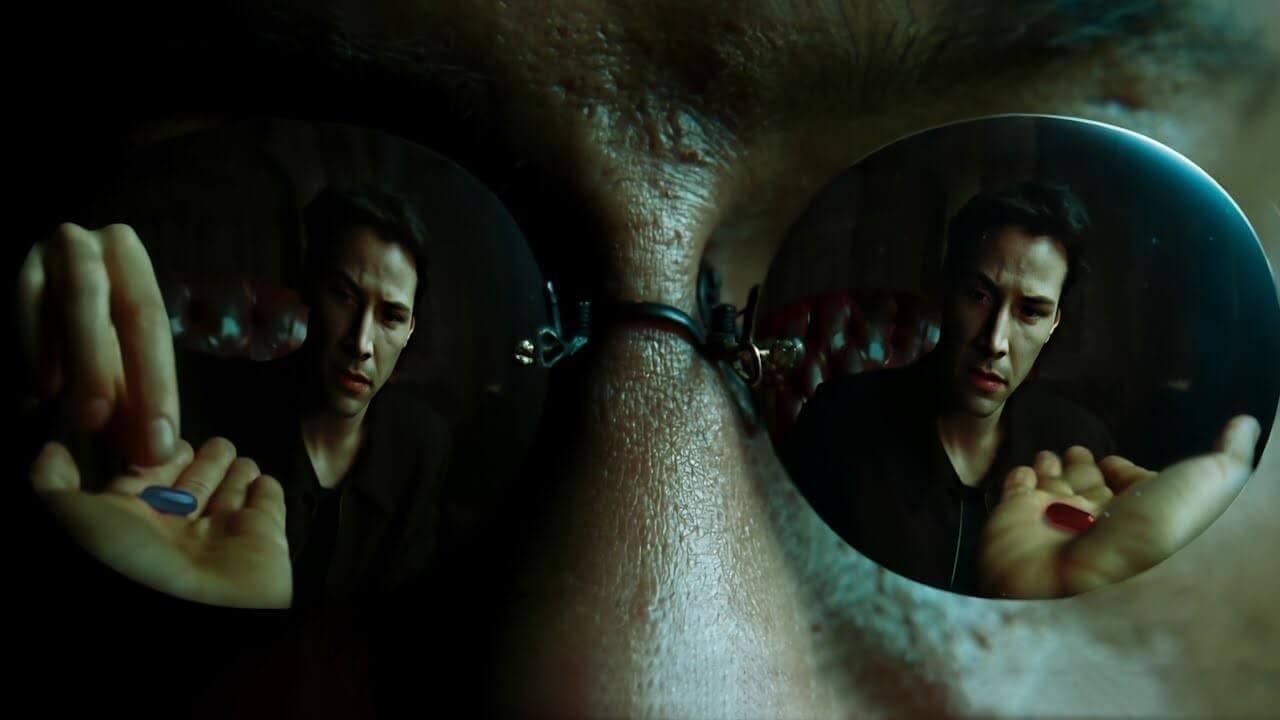 Mise En Scene Examples - The Matrix
