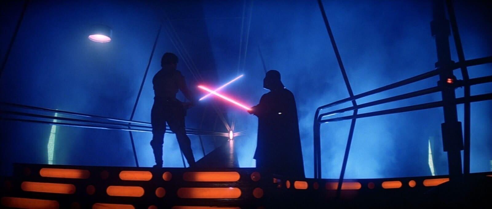 Mise En Scene Props - Star Wars