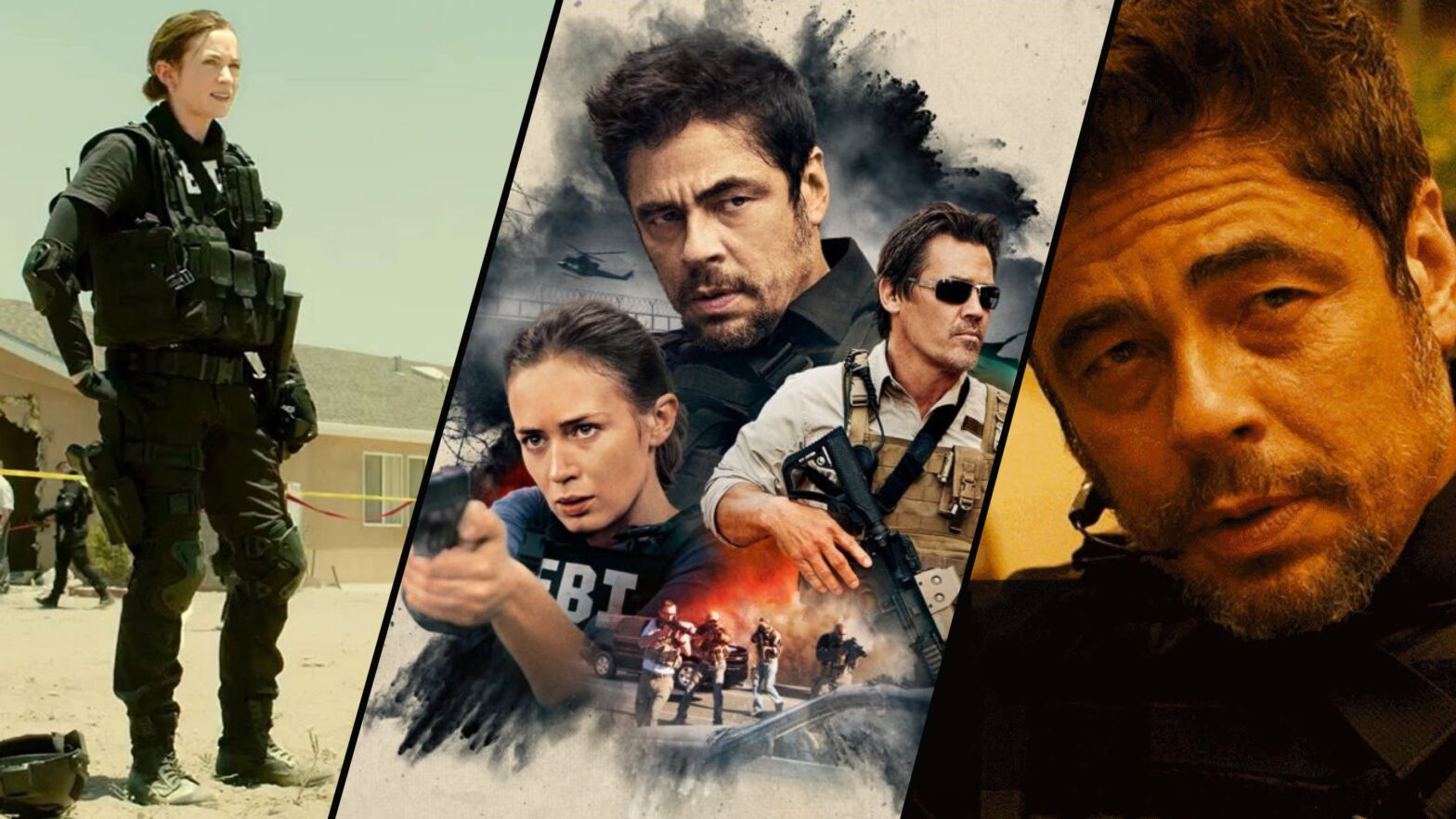 Sicario Cinematography Explained Lighting and Composition