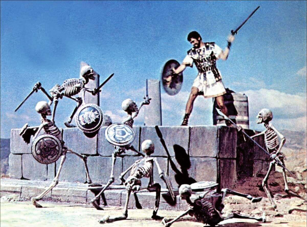 What are Practical Effects - Jason and the Argonauts