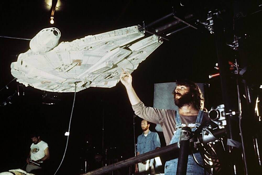What are Practical Effects - Star Wars