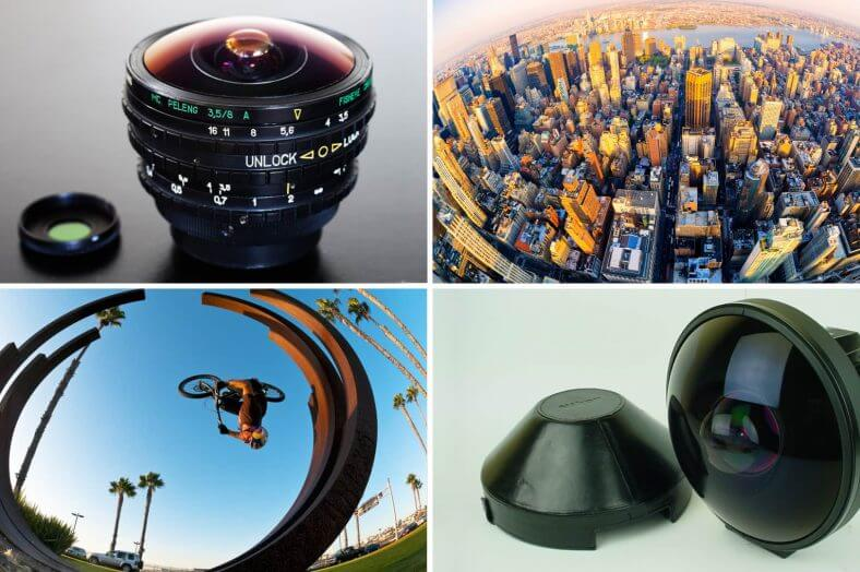 What is a Fisheye Lens Definition and Examples in Film - Featured