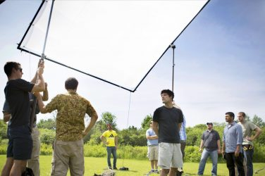 What is a Grip on a Movie Set Job Description and Duties - Featured