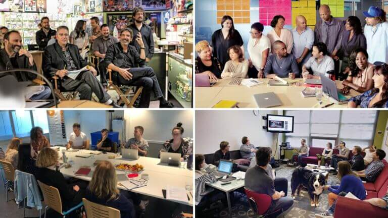 What is a Writers Room — Writers Room Jobs Explained Featured