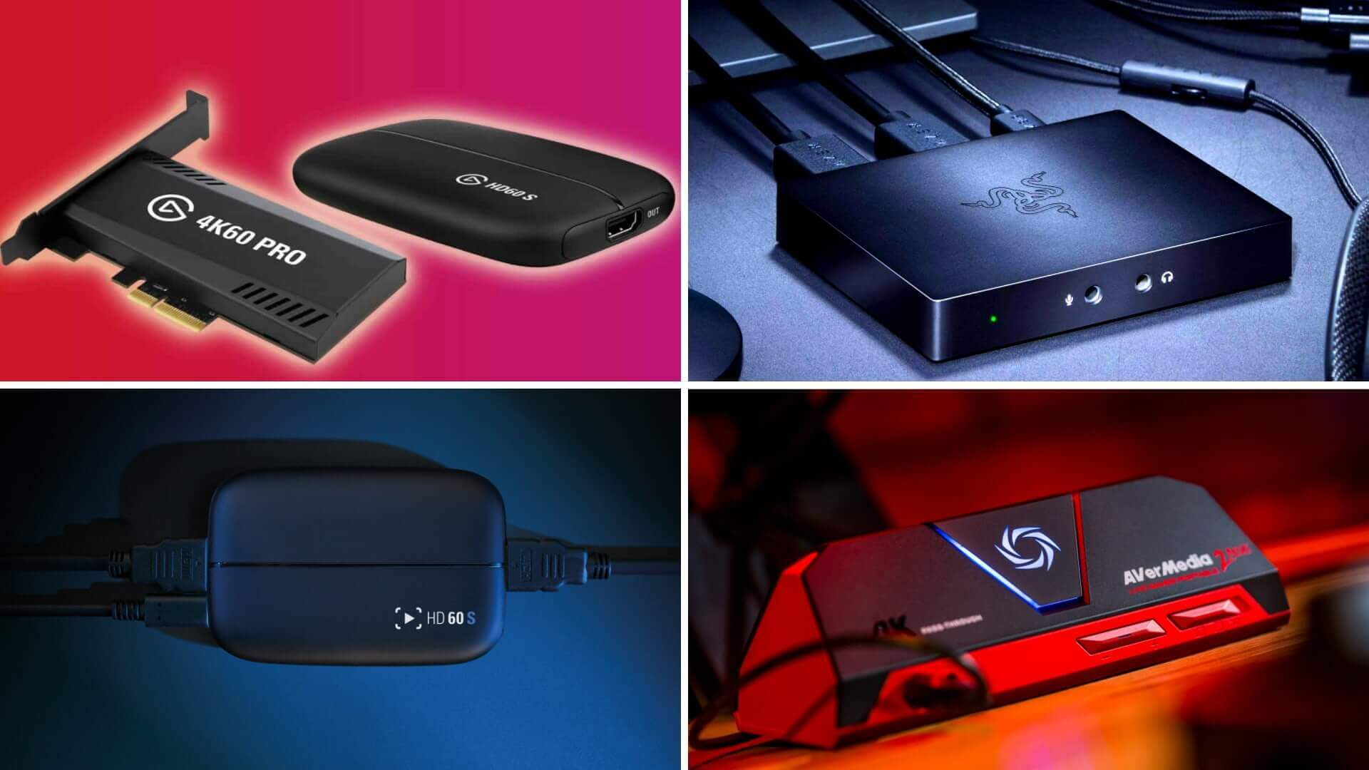 Best Capture Cards for Streaming — 2020 Buying Guide - Featured