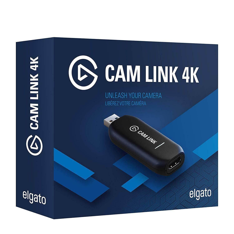 Best Capture Cards for Streaming - Camera Capture - CamLink 4K