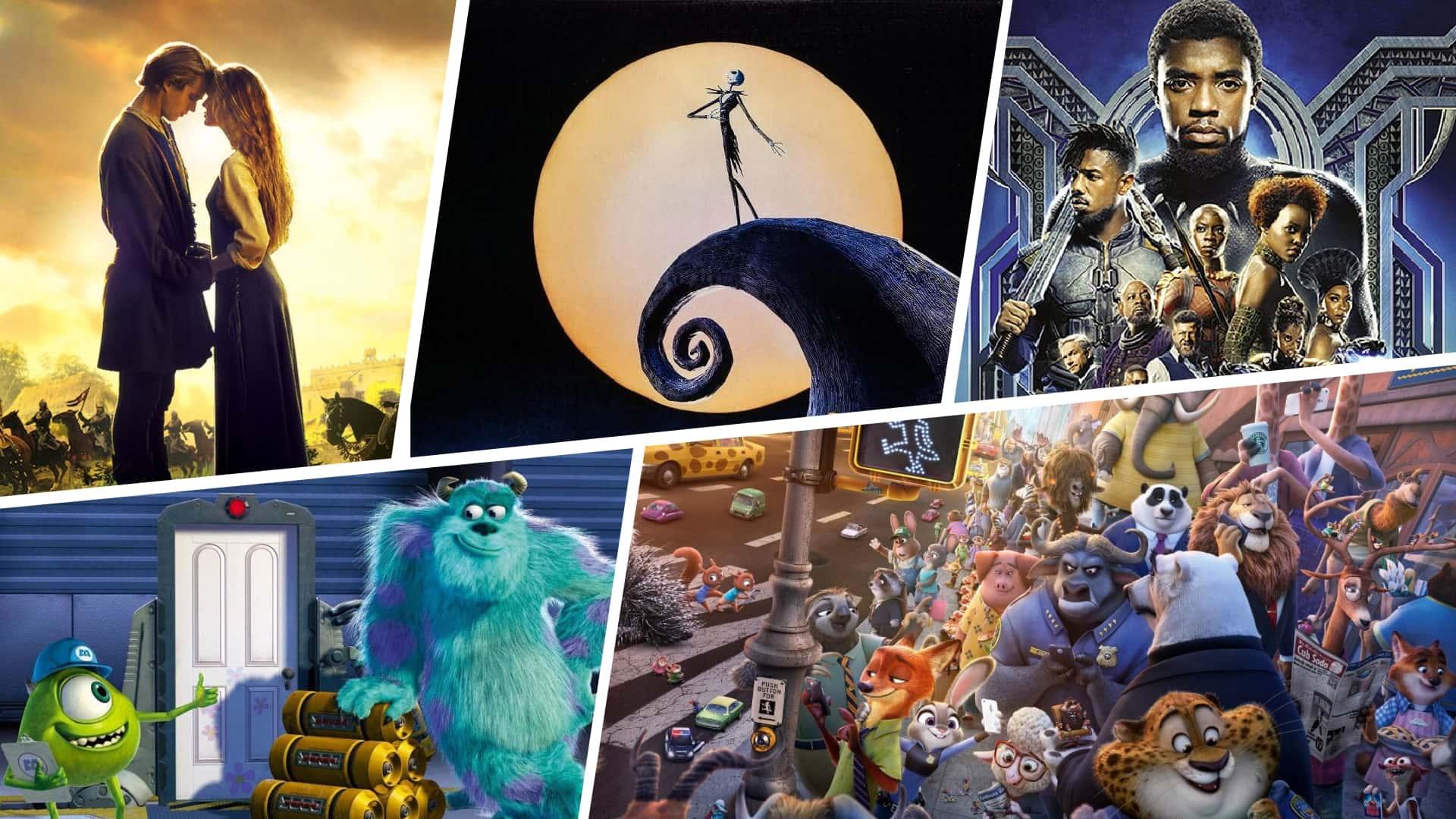 Best Disney Plus Movies (Oct_ 2020) - Featured