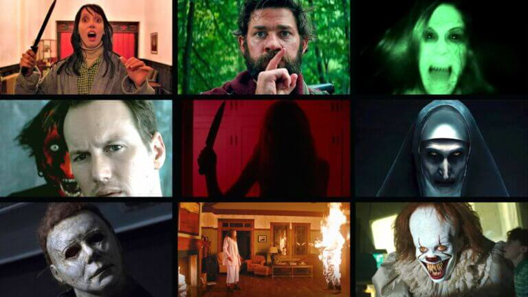 Best Jump Scare Movies Ranked