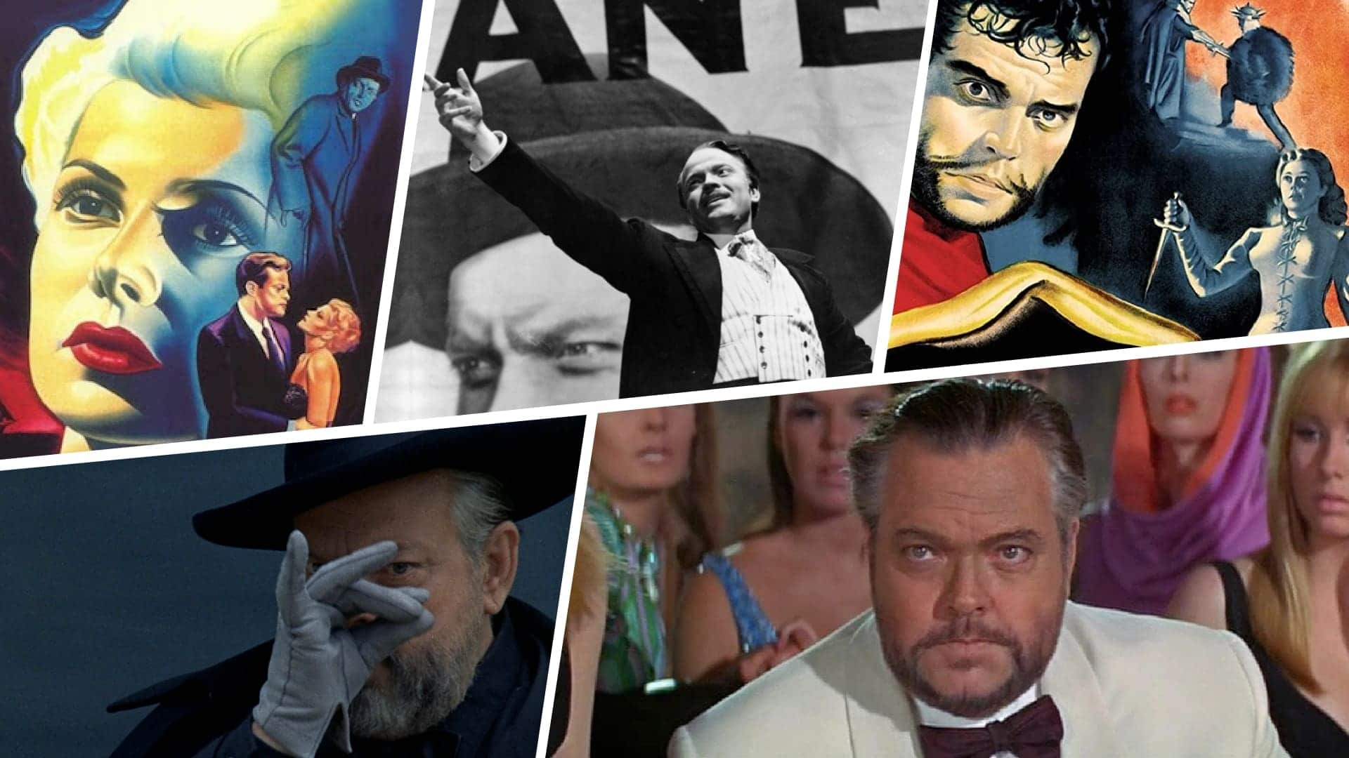 Best Orson Welles Movies — His 13 Directed Films Ranked - Featured