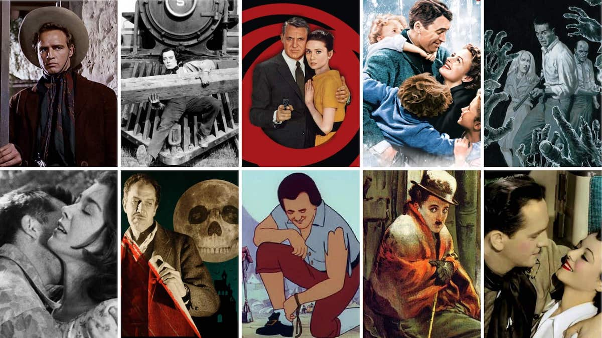 Best Public Domain Movies Online You Can Watch Right Now - StudioBinder