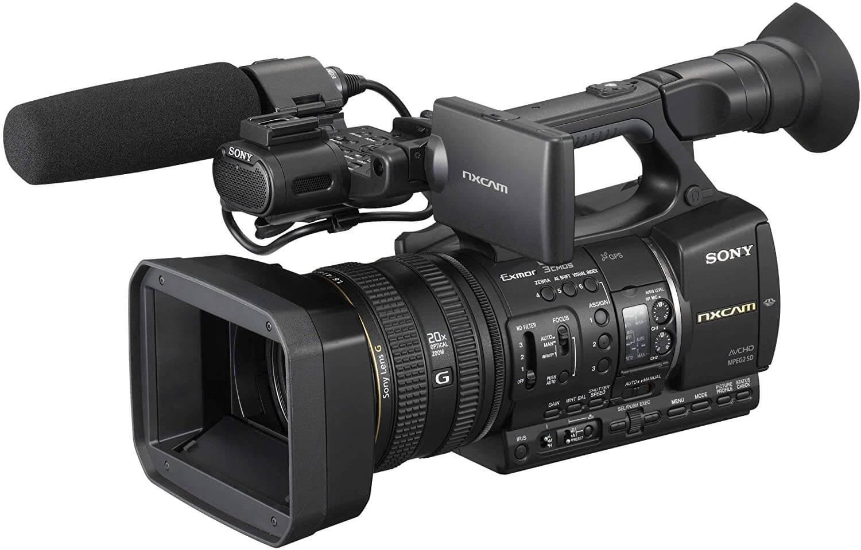 Best Streaming Cameras of 2020 - Sony HXR-NX5R