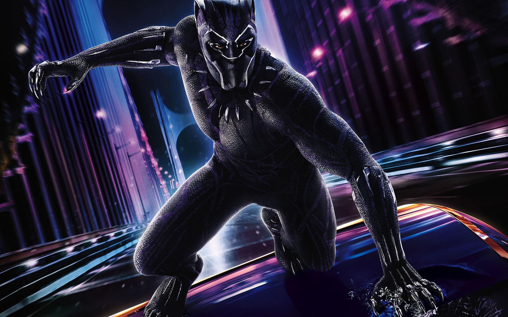 Black Panther Script Teardown - Featured Image