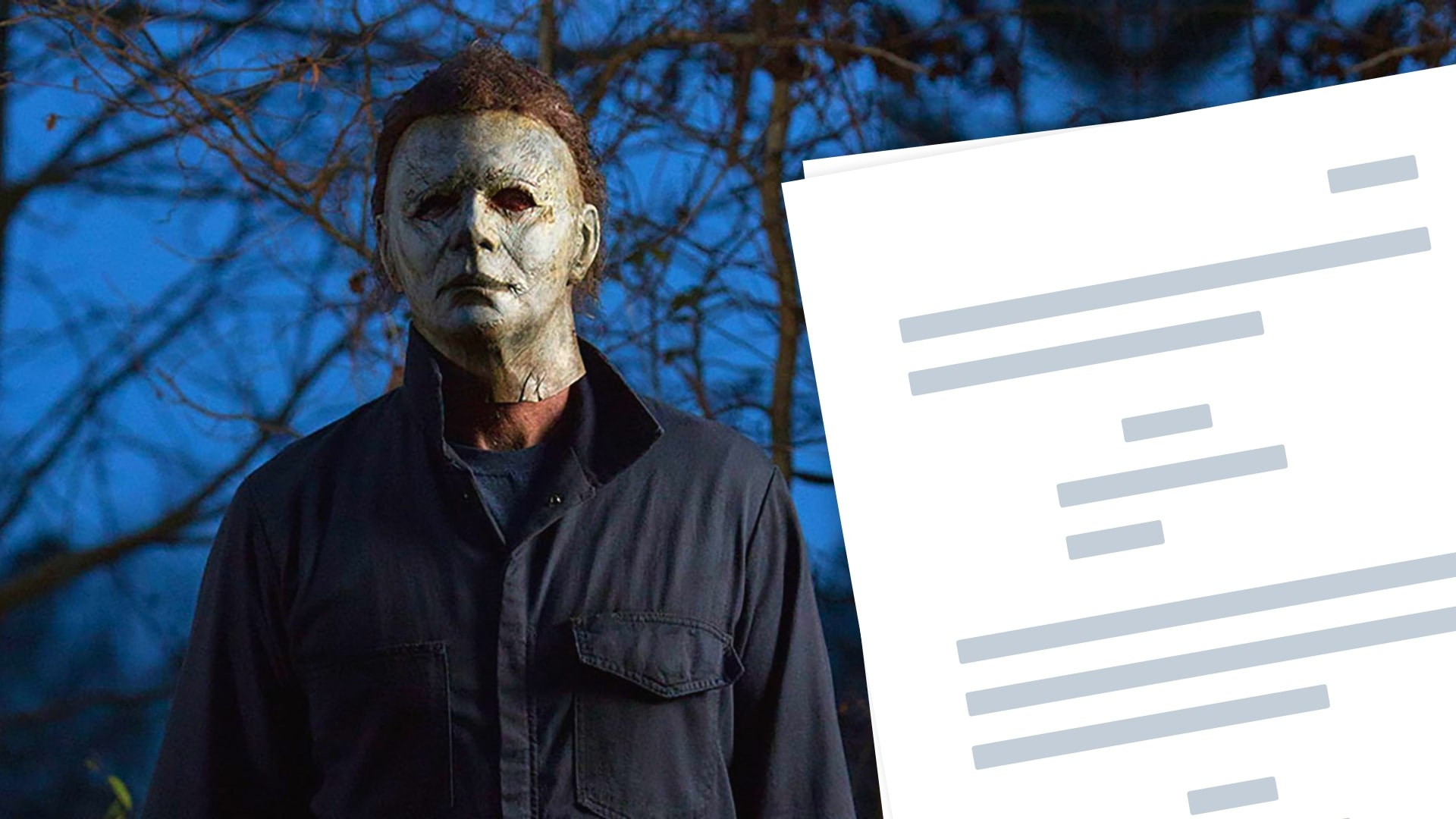 Halloween Script PDF Download Plot, Quotes, and Analysis - Featured