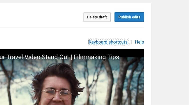 How to Add Subtitles to YouTube Video - Publish Subtitles