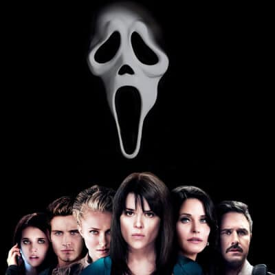 Streaming Post Template - Scream 4