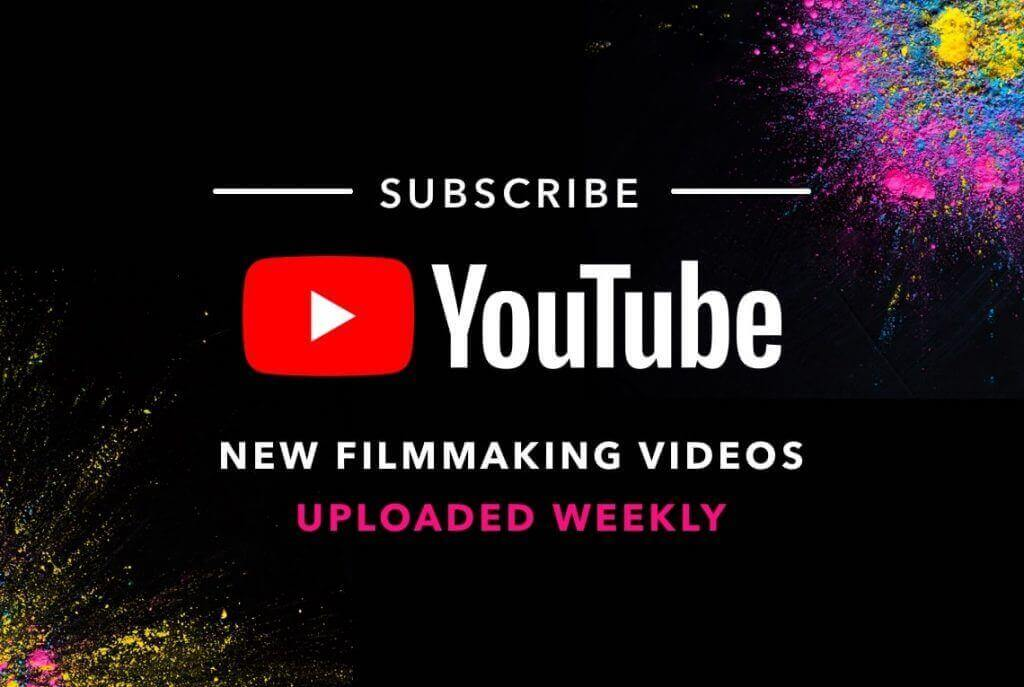 Subscribe to StudioBinder's YouTube Channel and take your craft to the next level with videos on directing, writing and producing.