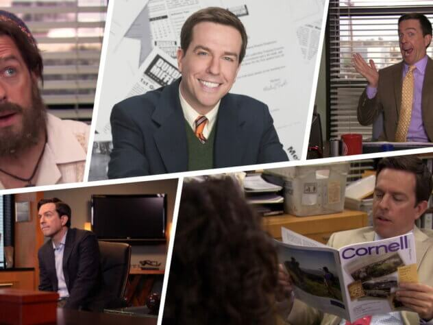 Andy Bernard The Office-s Most Unlikely Likable Character - Featured