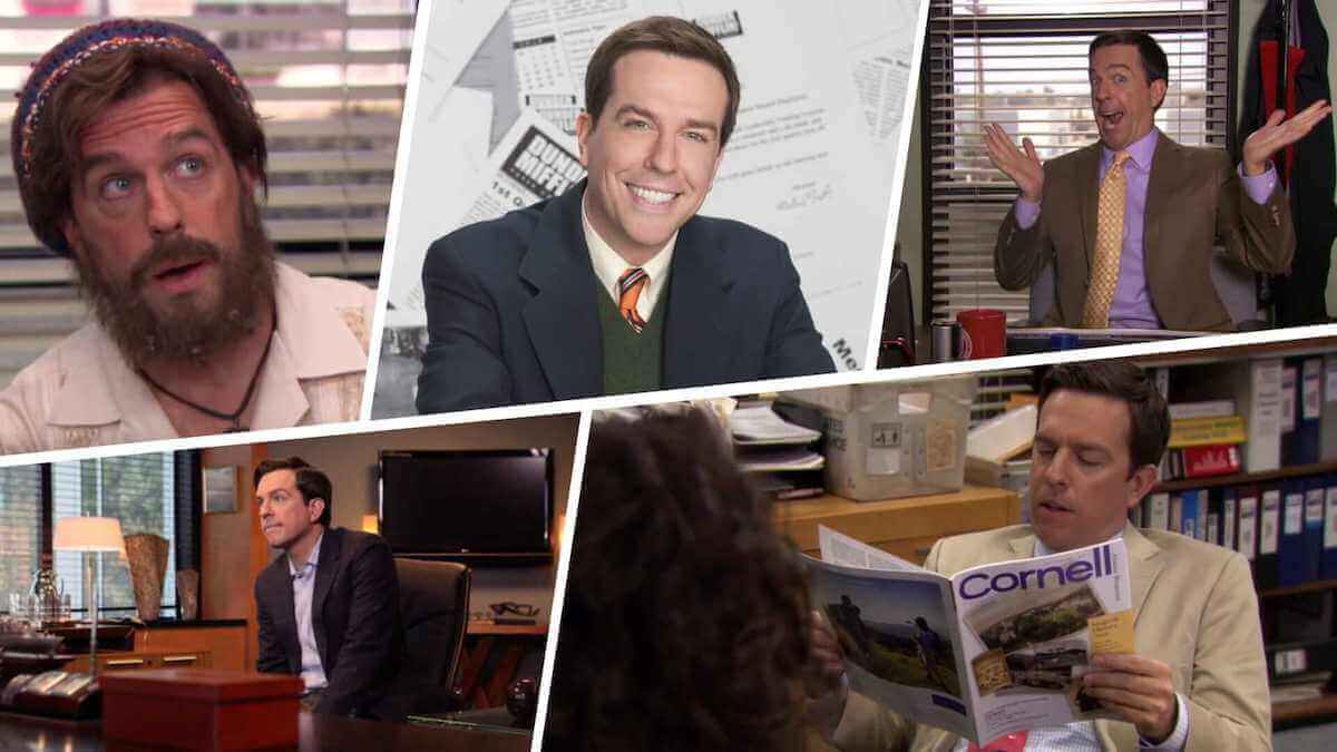 Andy Bernard The Office-s Most Unlikely Likable Character - StudioBinder