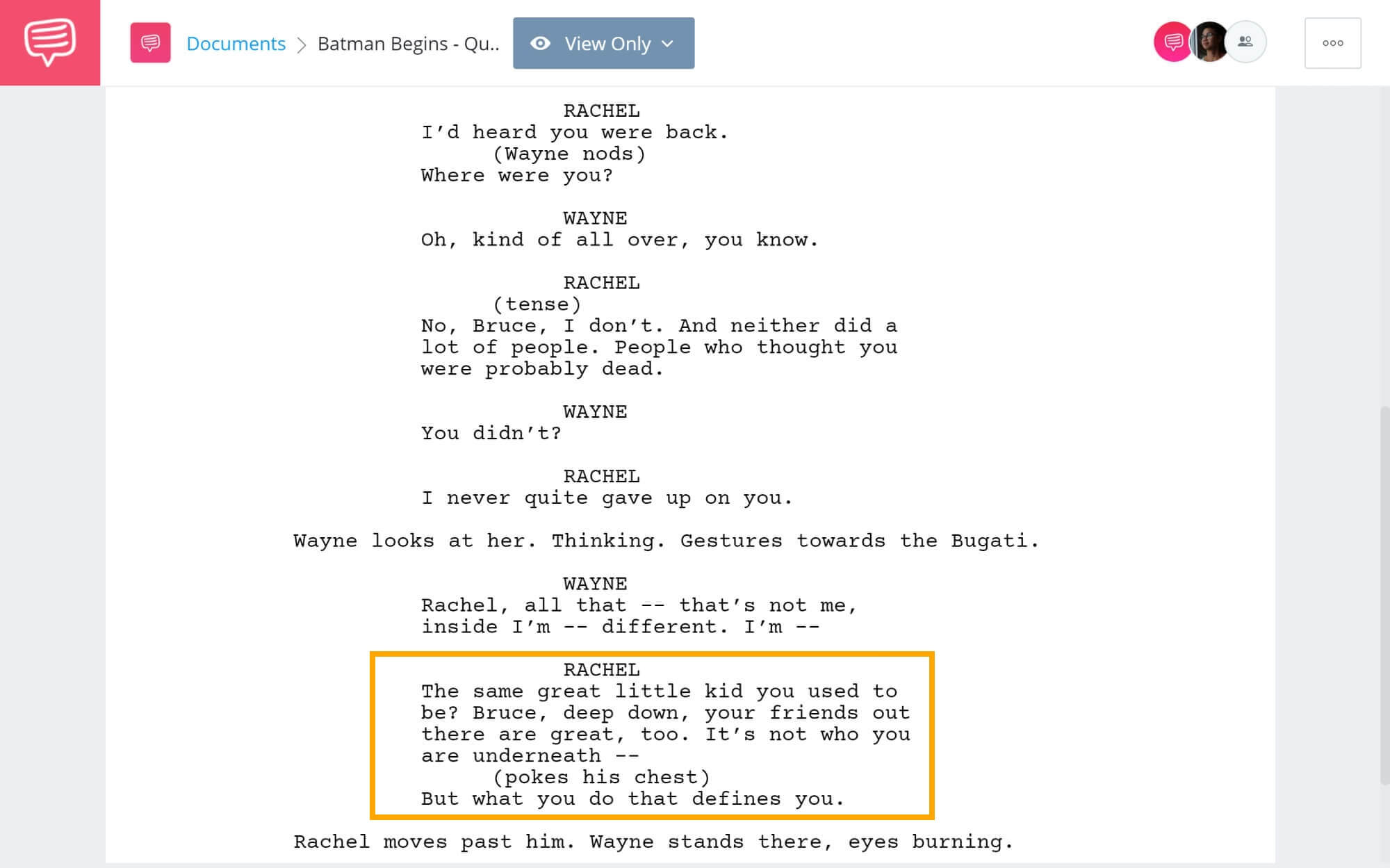Batman-Begins-Script-Teardown-Quotes-Repetetion-StudioBinder-Screenwriting-Software