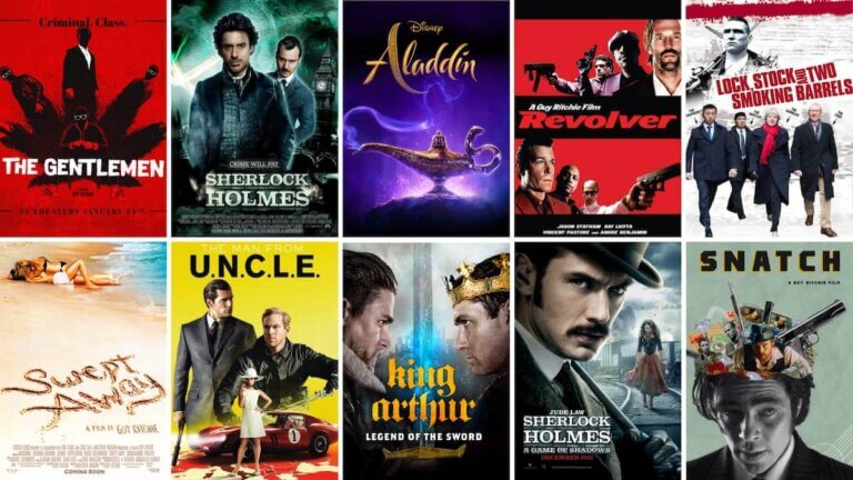 Best Guy Ritchie Movies — His Entire Filmography Ranked - StudioBinder