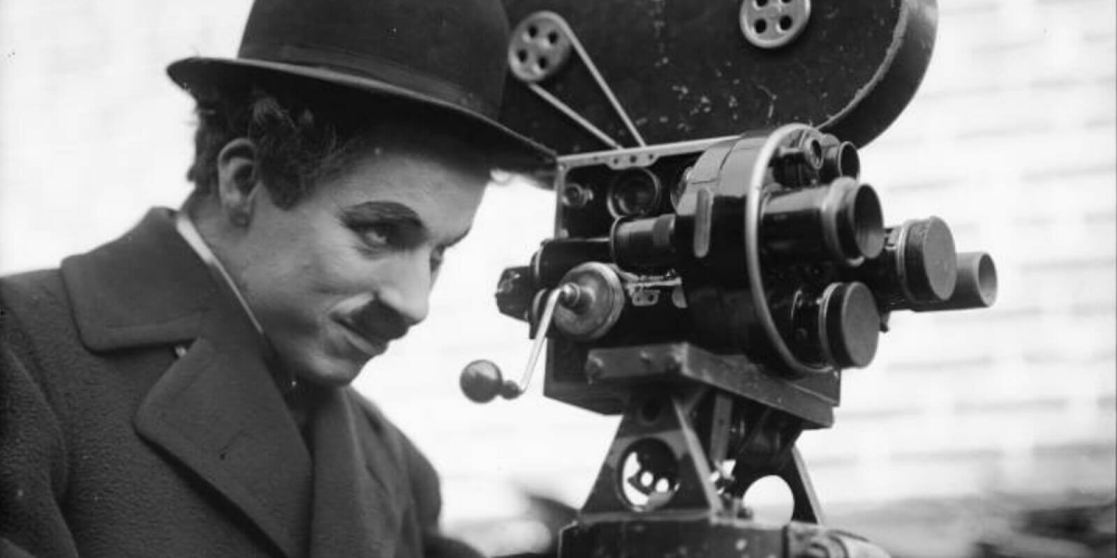 Best Movie Directors - Charlie Chaplin