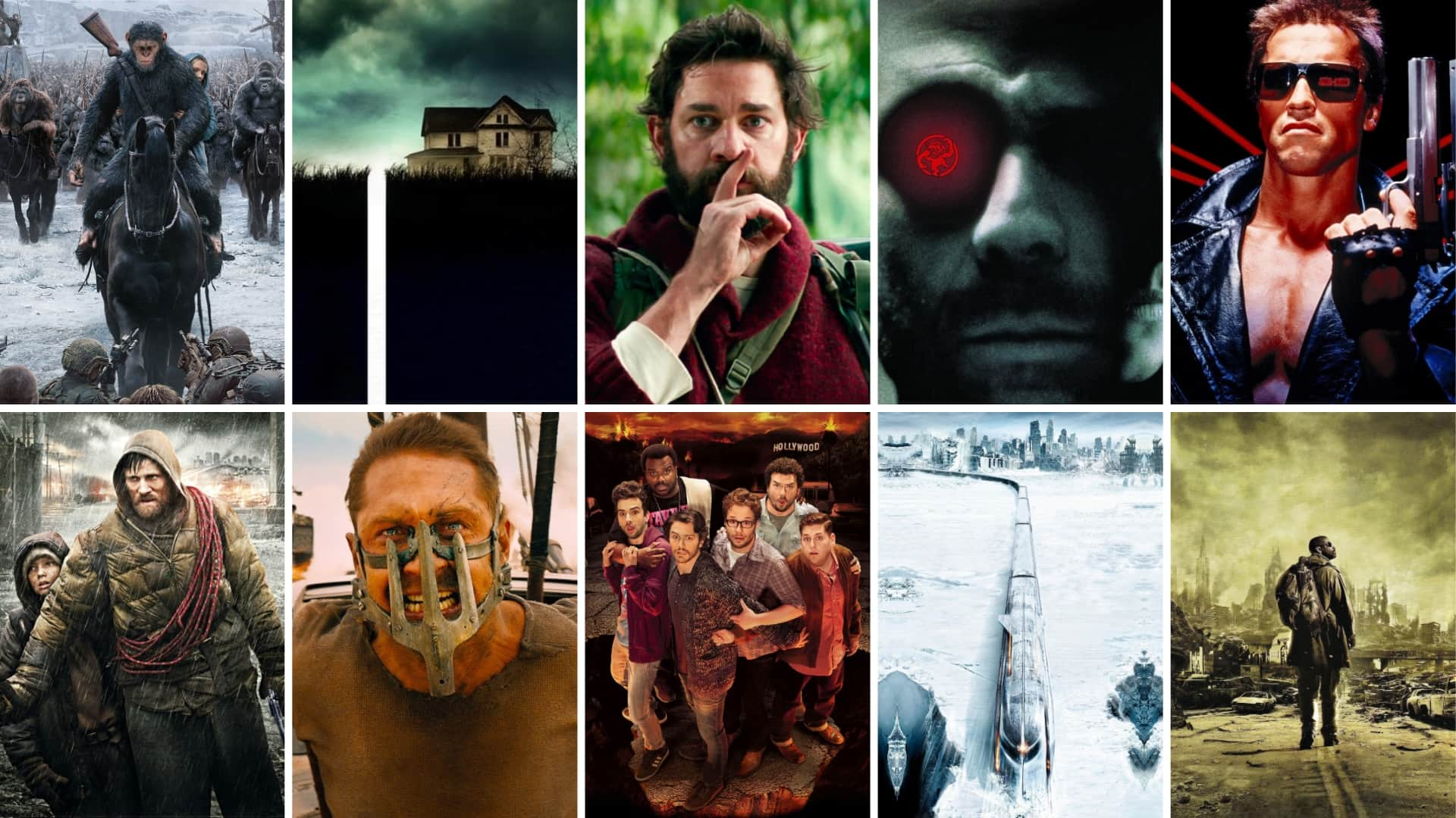 Best Post Apocalyptic Movies — How To Live in the End Times - Featured