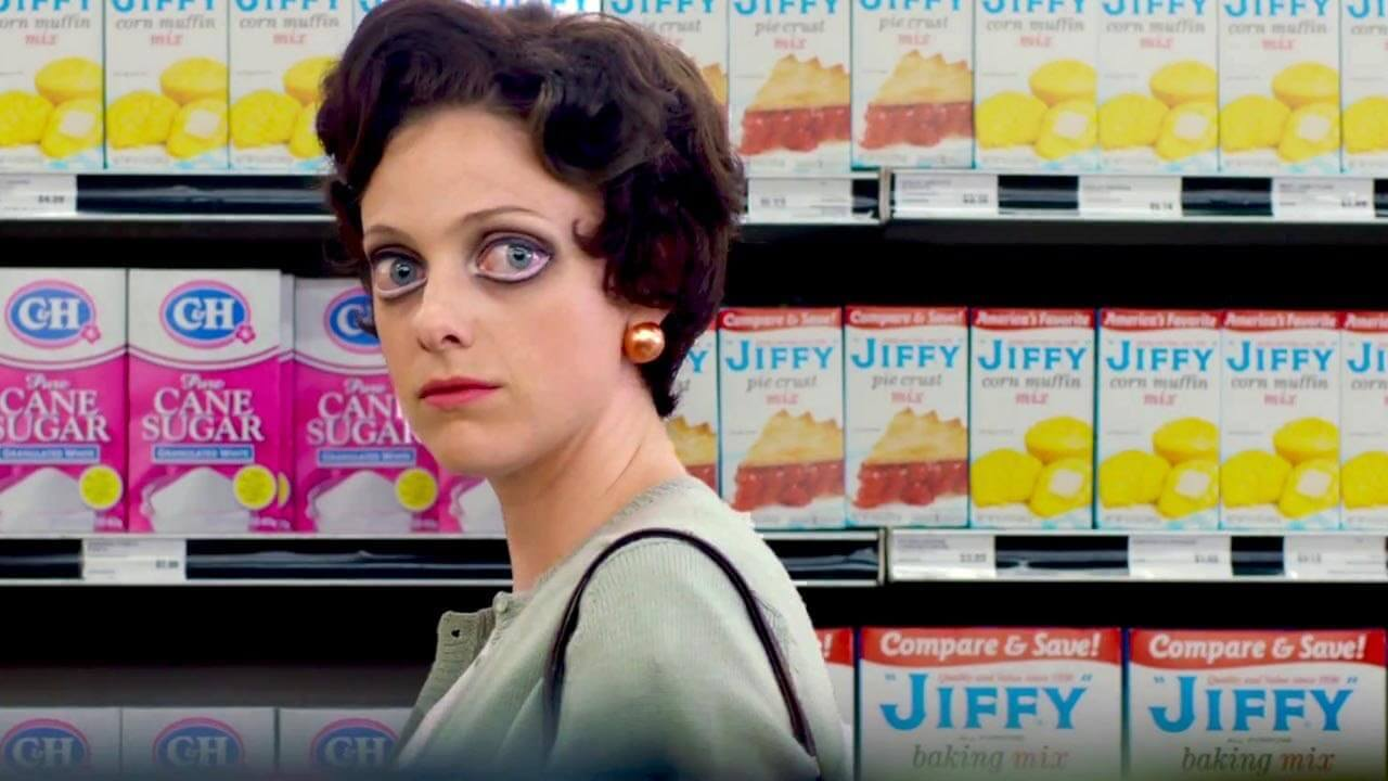 Burtonesque - Tim Burton Animation Blends With Live Action in Big Eyes