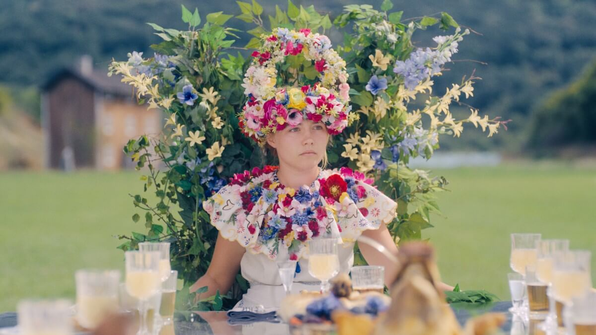 Midsommar Explained - Dani in Flowers