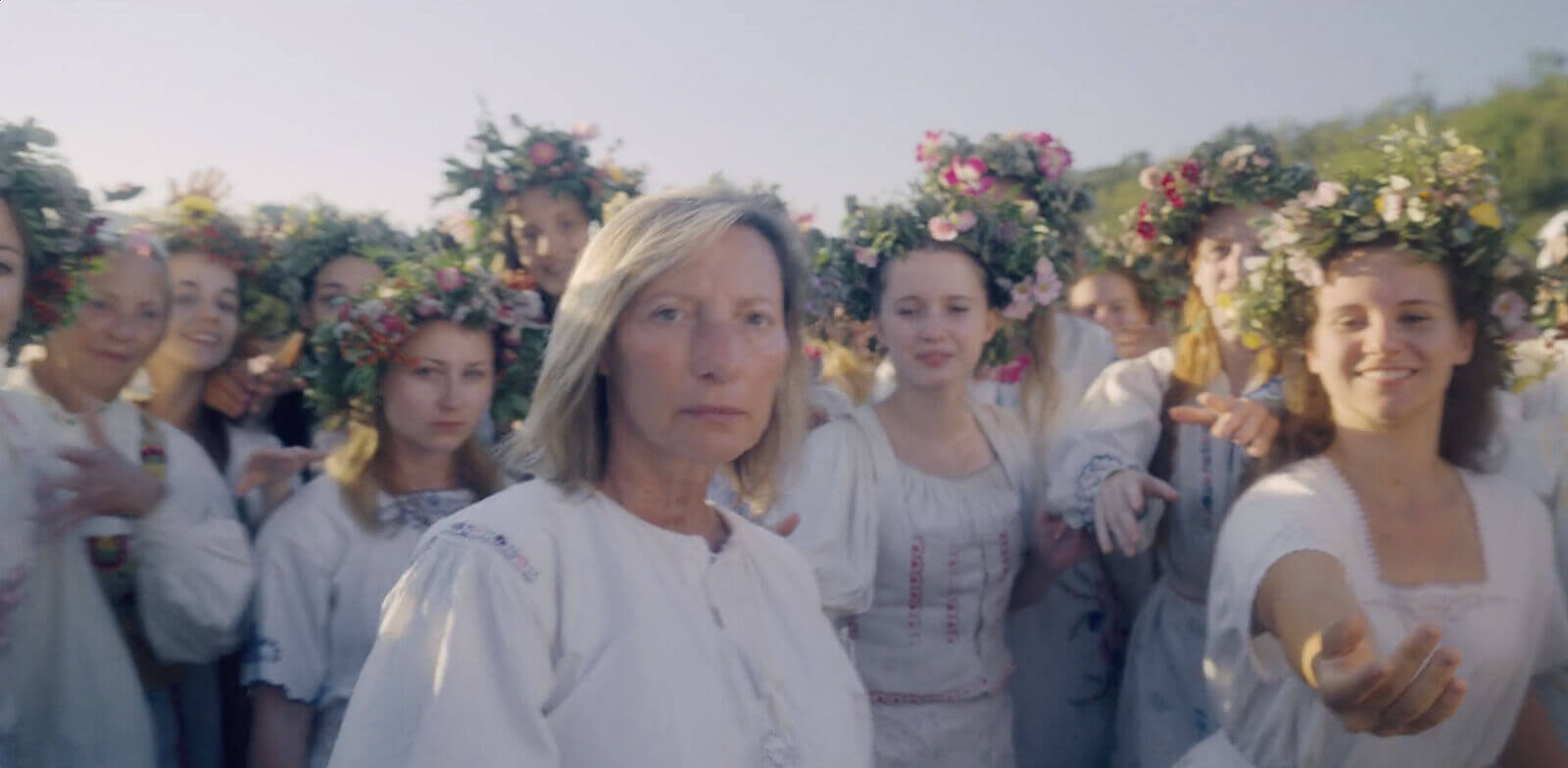 Midsommar Explained - Dani's Sister Among the Villagers