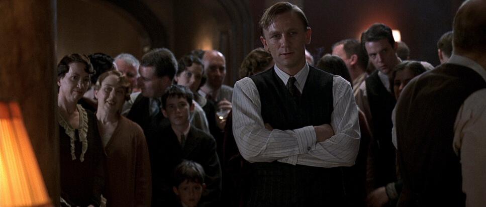 Road to Perdition Cast - Daniel Craig