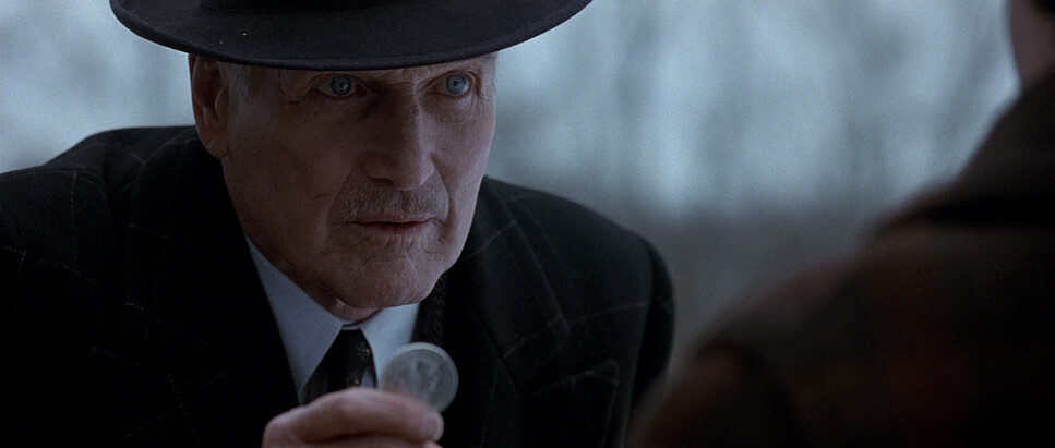Road to Perdition Cast - Paul Newman