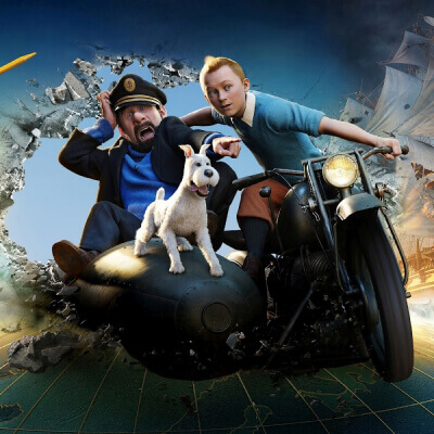 Streaming Post Amazon Prime - TinTin