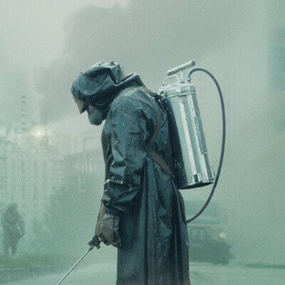 Streaming Post HBO - Chernobyl