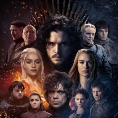 Streaming Post HBO - Game of Thrones