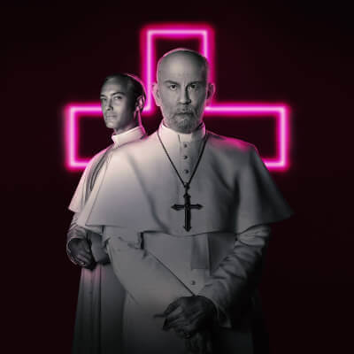 Streaming Post HBO - The New Pope