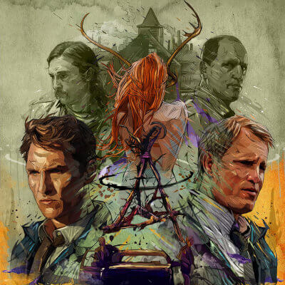 Streaming Post HBO - True Detective