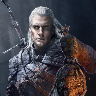 Streaming Post Netflix - The Witcher