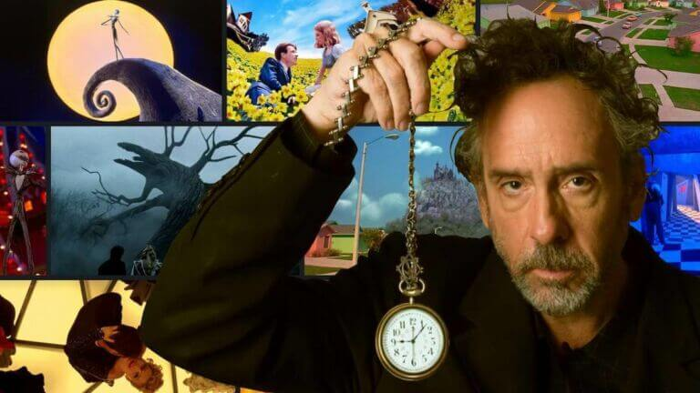 What is Burtonesque - Tim Burton Set Design - Mise en Scene Explained - StudioBinder