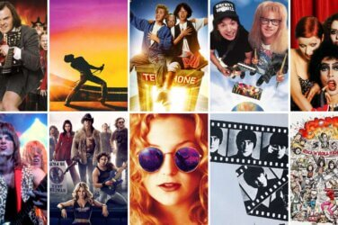 Top Of The Pops The 20 Best Rock and Roll Movies Ever Made - Featured