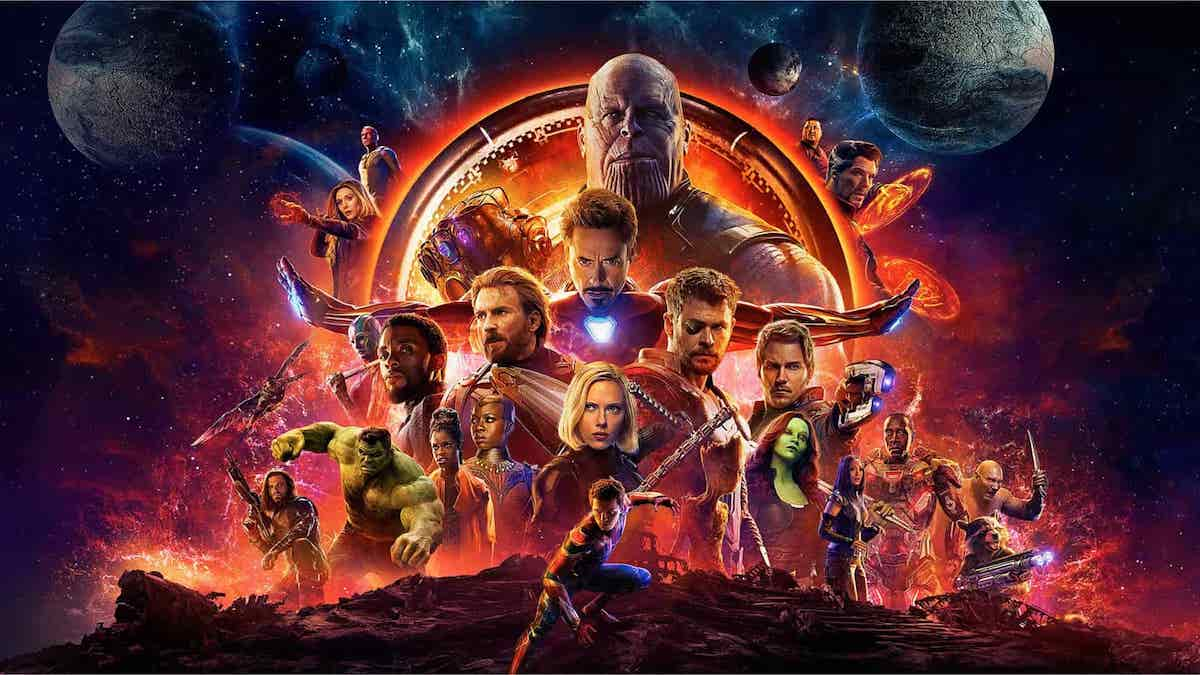 All Marvel Movies in Order of Release - StudioBinder