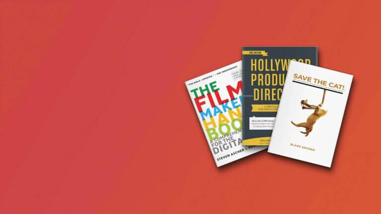 Best Filmmaking and screenwriting books - StudioBinder