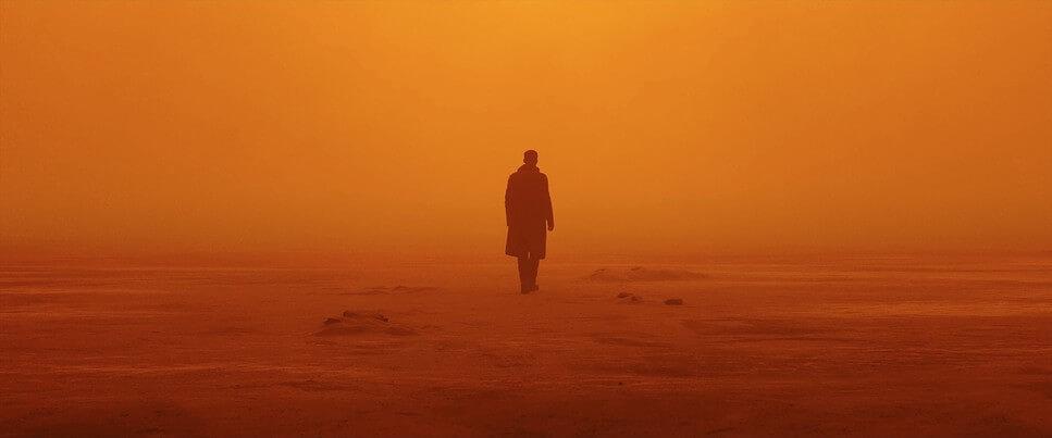 Blade Runner 2049 Wide Shot vs Full shot example