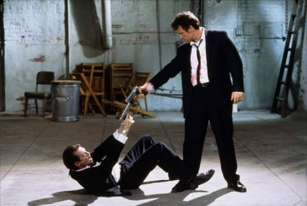 Conflict in Reservoir Dogs deriving from Rashomon style writing