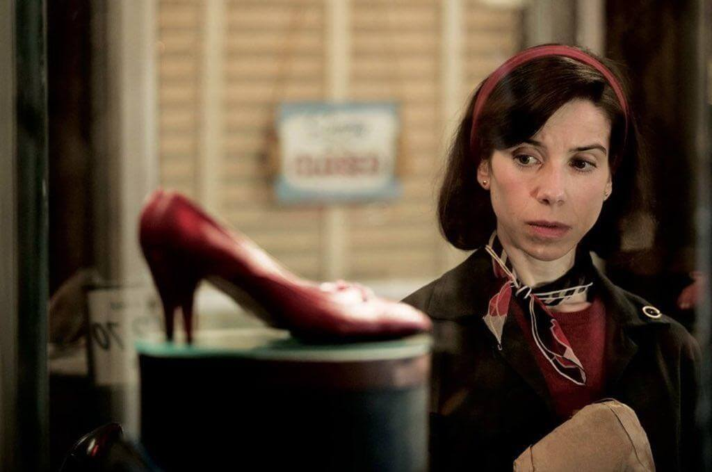 Connotation Def in the Red Shoes in Guillermo del Toro's 'The Shape of Water'