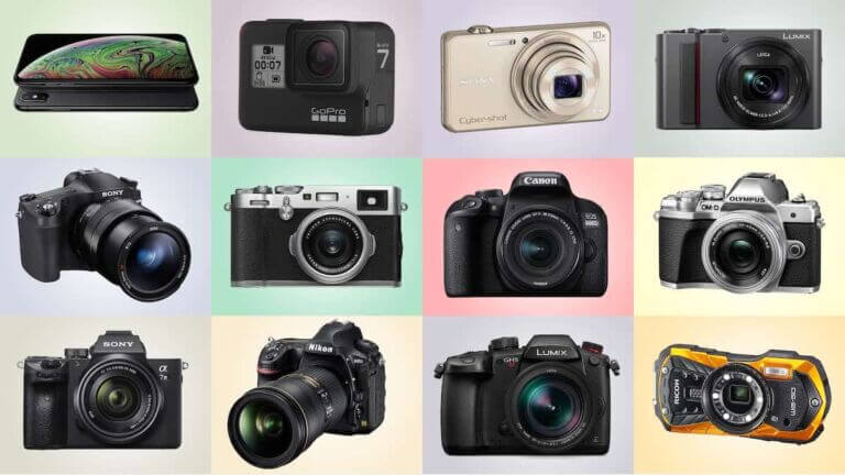 Different Types of Cameras - StudioBinder