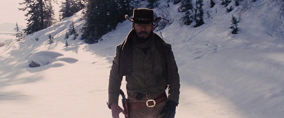 Django Unchained — Medium full shot example