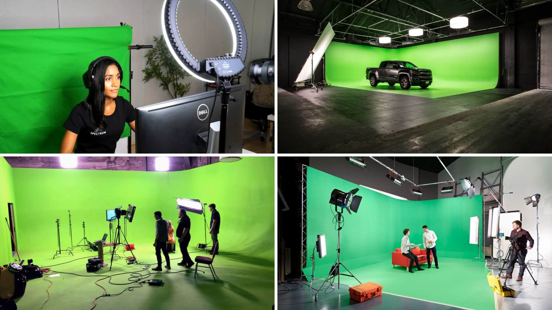 Green Screen Lighting How to Ensure Your Backgrounds Pop - Featured