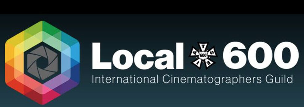 Local 600 Camera Union for DIT film crew roles