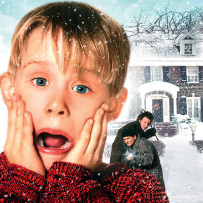 Streaming Post Disney + - Home Alone